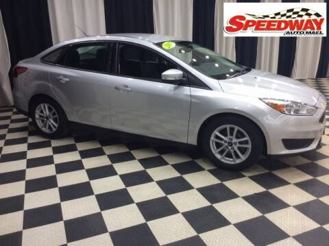 2017 Ford Focus for sale at SPEEDWAY AUTO MALL INC in Machesney Park IL
