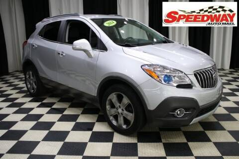 2014 Buick Encore for sale at SPEEDWAY AUTO MALL INC in Machesney Park IL