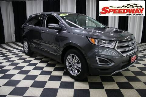 2016 Ford Edge for sale at SPEEDWAY AUTO MALL INC in Machesney Park IL