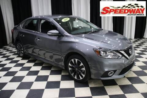 2019 Nissan Sentra for sale at SPEEDWAY AUTO MALL INC in Machesney Park IL