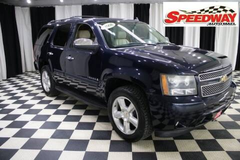 2008 Chevrolet Tahoe for sale at SPEEDWAY AUTO MALL INC in Machesney Park IL