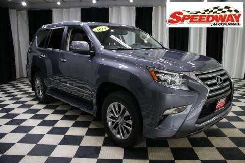 2016 Lexus GX 460 for sale at SPEEDWAY AUTO MALL INC in Machesney Park IL