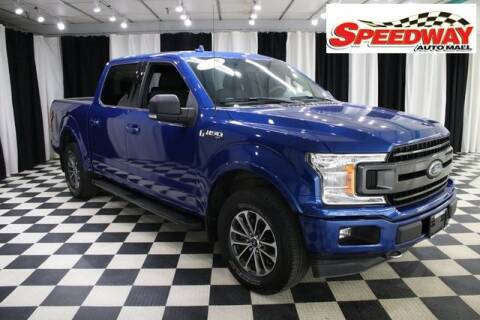 2018 Ford F-150 for sale at SPEEDWAY AUTO MALL INC in Machesney Park IL