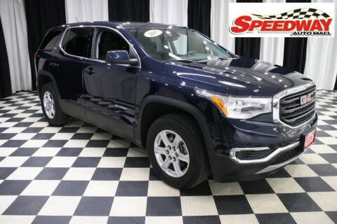 2017 GMC Acadia for sale at SPEEDWAY AUTO MALL INC in Machesney Park IL