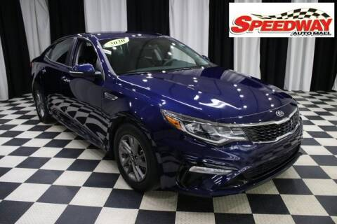 2020 Kia Optima for sale at SPEEDWAY AUTO MALL INC in Machesney Park IL