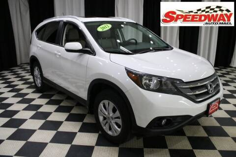 2012 Honda CR-V for sale at SPEEDWAY AUTO MALL INC in Machesney Park IL
