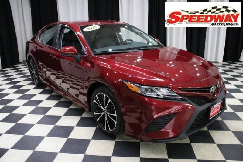 2018 Toyota Camry for sale at SPEEDWAY AUTO MALL INC in Machesney Park IL