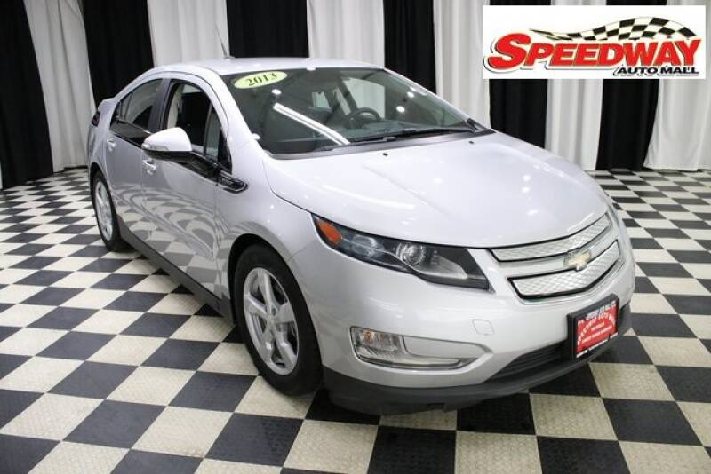 2013 Chevrolet Volt for sale at SPEEDWAY AUTO MALL INC in Machesney Park IL