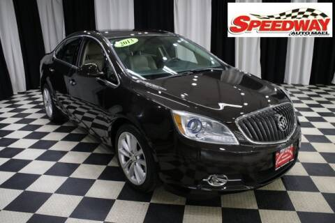 2013 Buick Verano for sale at SPEEDWAY AUTO MALL INC in Machesney Park IL