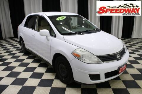2009 Nissan Versa for sale at SPEEDWAY AUTO MALL INC in Machesney Park IL