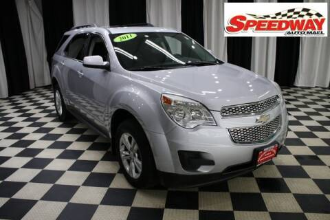 2011 Chevrolet Equinox for sale at SPEEDWAY AUTO MALL INC in Machesney Park IL