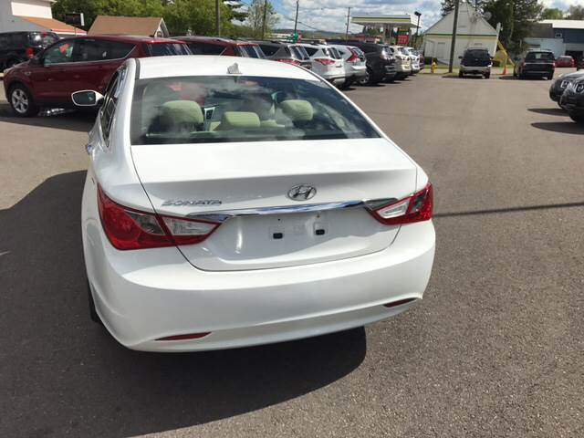 2013 Hyundai Sonata for sale at Dependable Auto Sales and Service in Binghamton NY