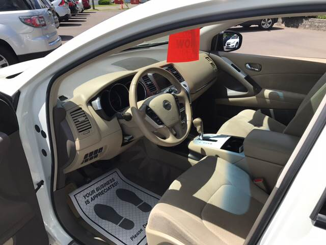 2011 Nissan Murano for sale at Dependable Auto Sales and Service in Binghamton NY