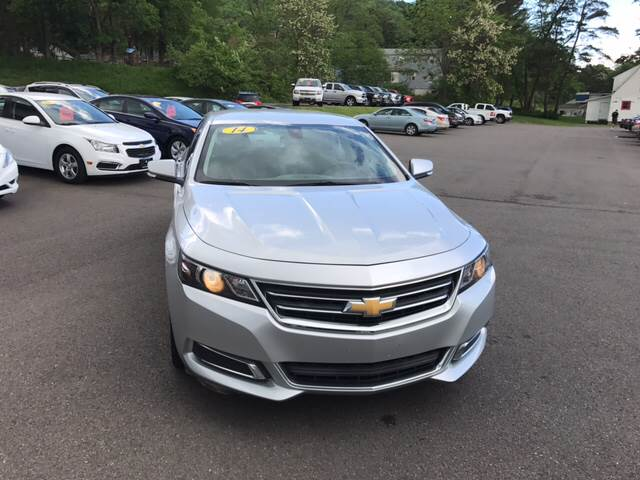 2014 Chevrolet Impala for sale at Dependable Auto Sales and Service in Binghamton NY