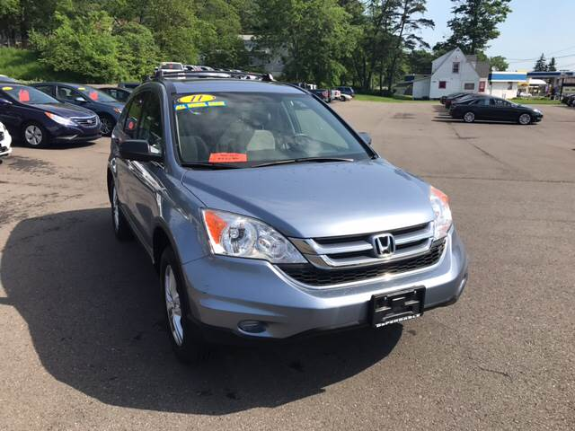 2011 Honda CR-V for sale at Dependable Auto Sales and Service in Binghamton NY