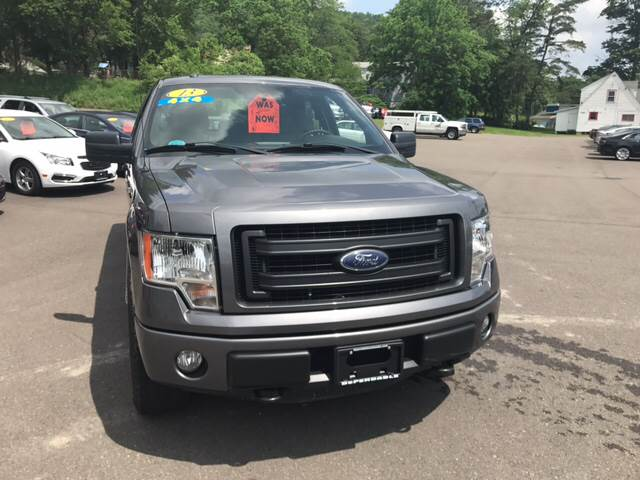 2013 Ford F-150 for sale at Dependable Auto Sales and Service in Binghamton NY