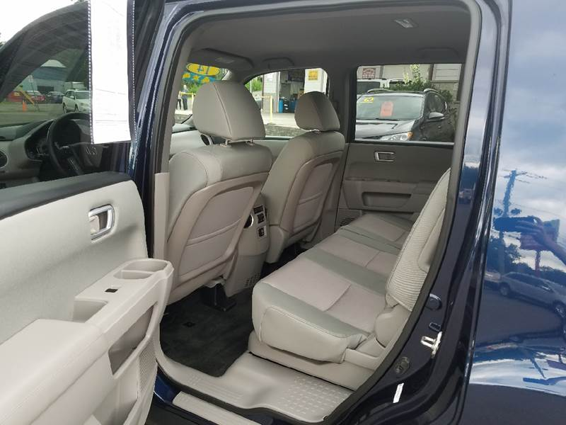 2014 Honda Pilot for sale at Dependable Auto Sales and Service in Binghamton NY