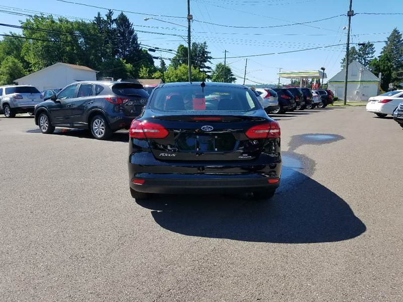 2016 Ford Focus for sale at Dependable Auto Sales and Service in Binghamton NY