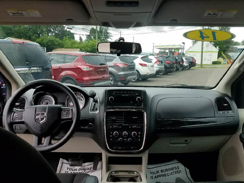 2014 Dodge Grand Caravan for sale at Dependable Auto Sales and Service in Binghamton NY
