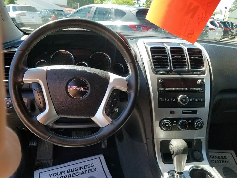 2008 GMC Acadia for sale at Dependable Auto Sales and Service in Binghamton NY