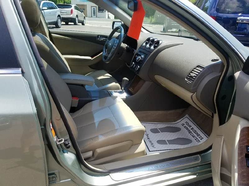 2008 Nissan Altima for sale at Dependable Auto Sales and Service in Binghamton NY