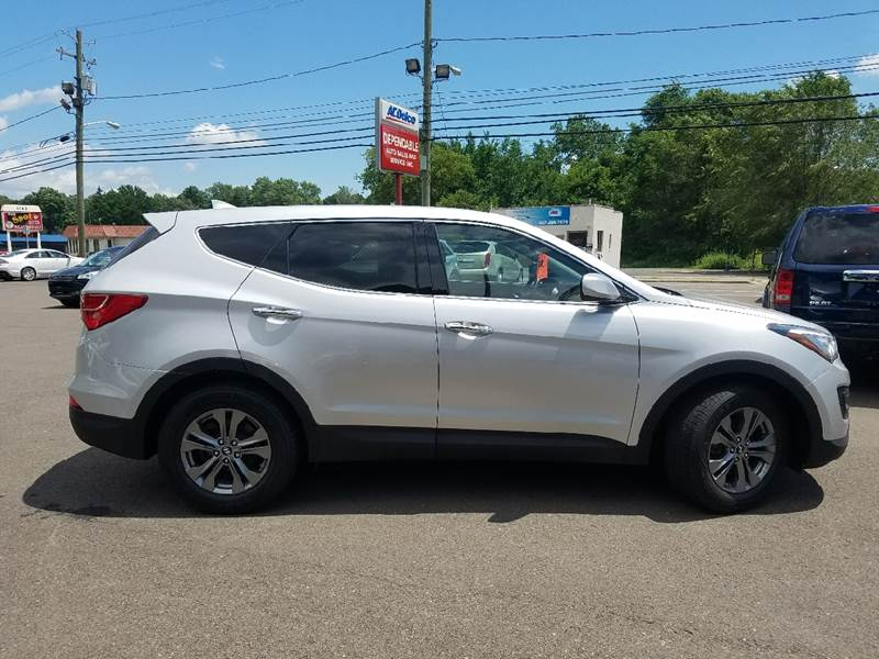 2013 Hyundai Santa Fe Sport for sale at Dependable Auto Sales and Service in Binghamton NY