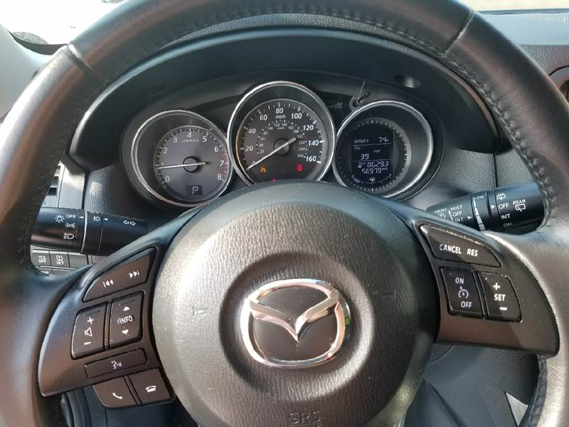 2015 Mazda CX-5 for sale at Dependable Auto Sales and Service in Binghamton NY