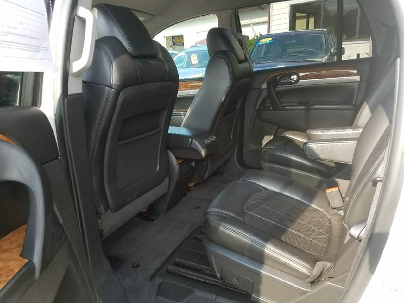 2011 Buick Enclave for sale at Dependable Auto Sales and Service in Binghamton NY