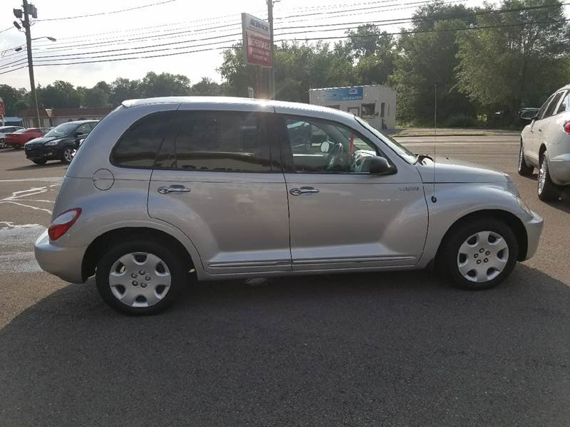2006 Chrysler PT Cruiser for sale at Dependable Auto Sales and Service in Binghamton NY