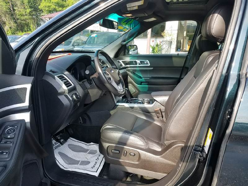2014 Ford Explorer for sale at Dependable Auto Sales and Service in Binghamton NY