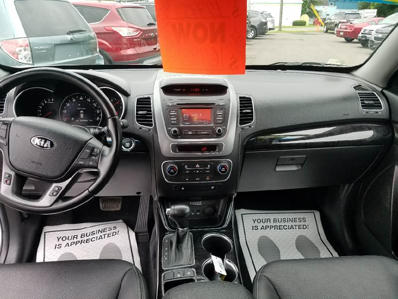 2014 Kia Sorento for sale at Dependable Auto Sales and Service in Binghamton NY