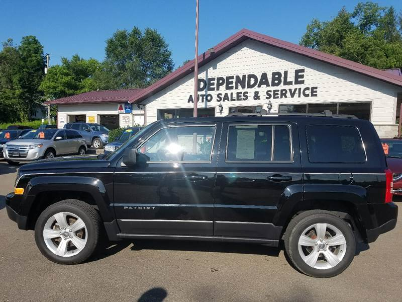 2014 Jeep Patriot for sale at Dependable Auto Sales and Service in Binghamton NY