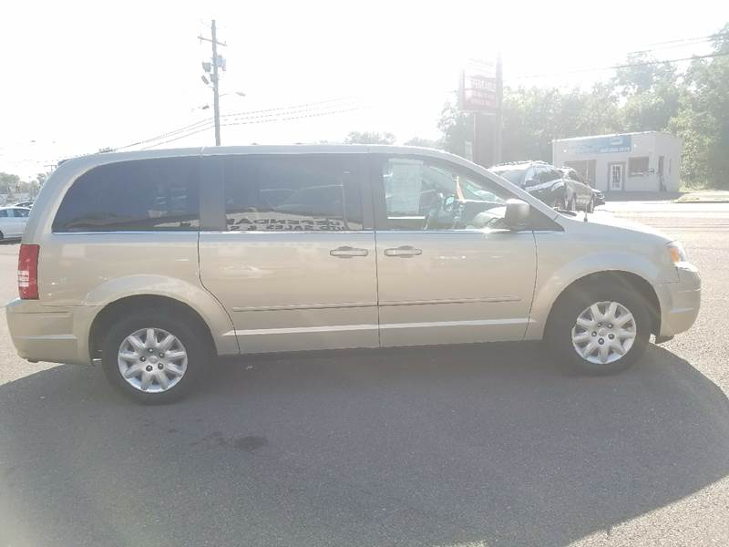 2010 Chrysler Town and Country for sale at Dependable Auto Sales and Service in Binghamton NY