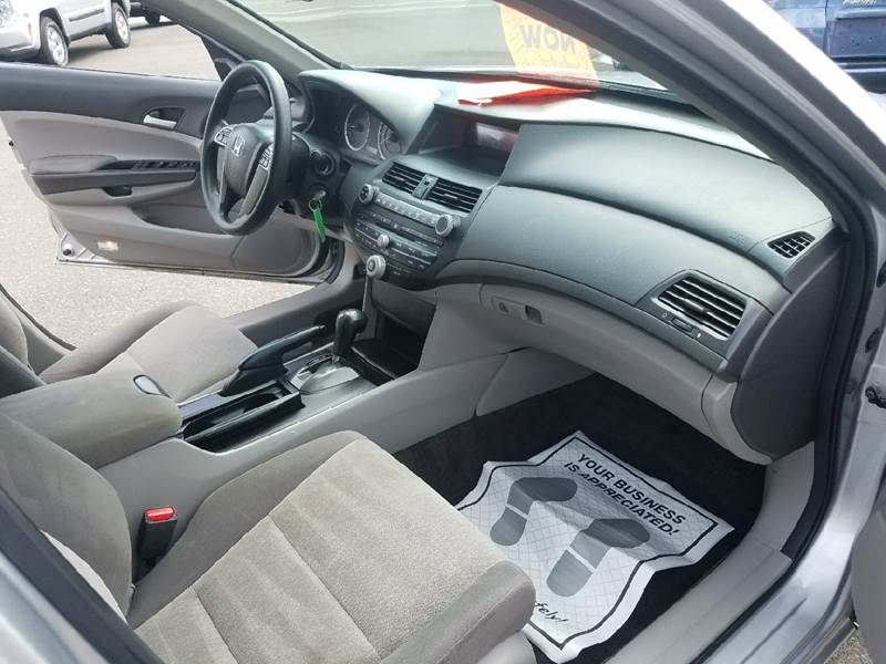 2010 Honda Accord for sale at Dependable Auto Sales and Service in Binghamton NY