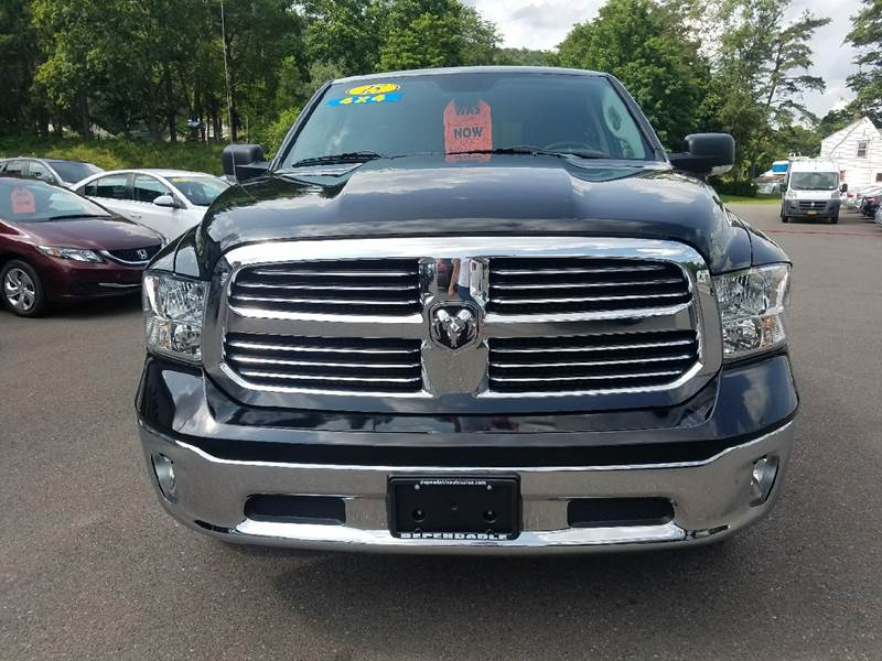 2015 RAM Ram Pickup 1500 for sale at Dependable Auto Sales and Service in Binghamton NY