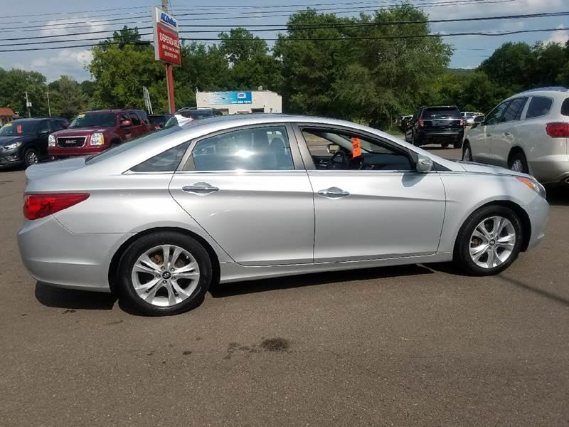 2011 Hyundai Sonata for sale at Dependable Auto Sales and Service in Binghamton NY