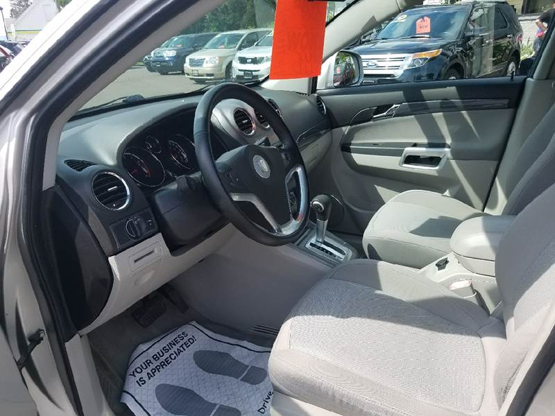 2008 Saturn Vue for sale at Dependable Auto Sales and Service in Binghamton NY