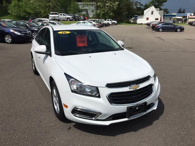 2016 Chevrolet Cruze Limited for sale at Dependable Auto Sales and Service in Binghamton NY