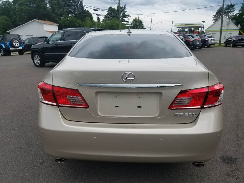 2012 Lexus ES 350 for sale at Dependable Auto Sales and Service in Binghamton NY