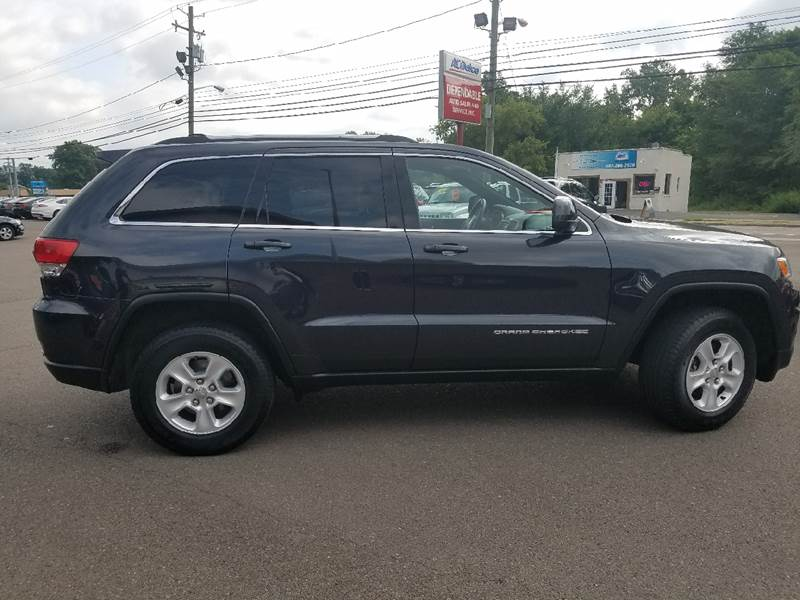 2014 Jeep Grand Cherokee for sale at Dependable Auto Sales and Service in Binghamton NY