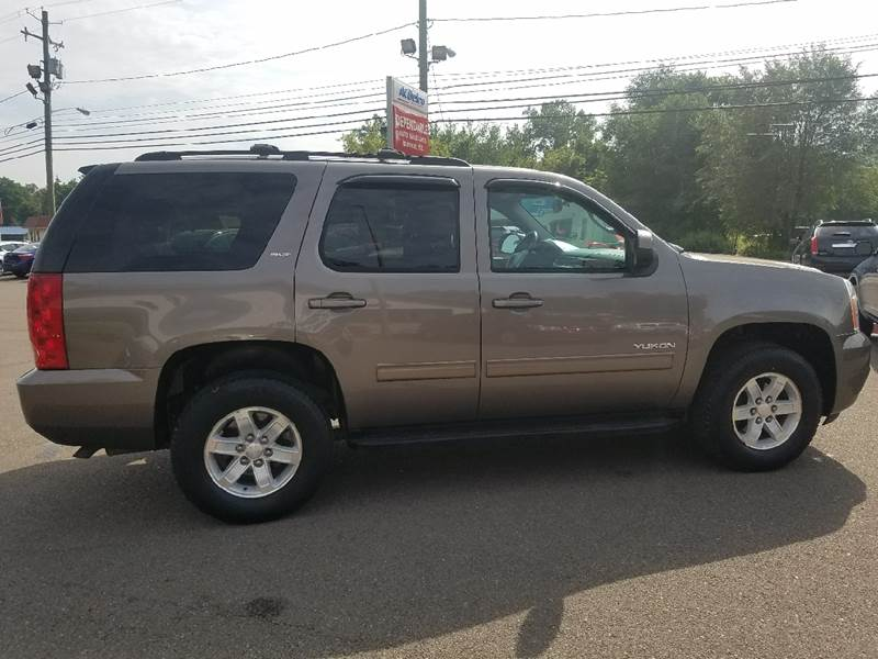 2013 GMC Yukon for sale at Dependable Auto Sales and Service in Binghamton NY