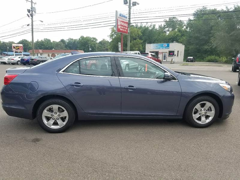 2015 Chevrolet Malibu for sale at Dependable Auto Sales and Service in Binghamton NY