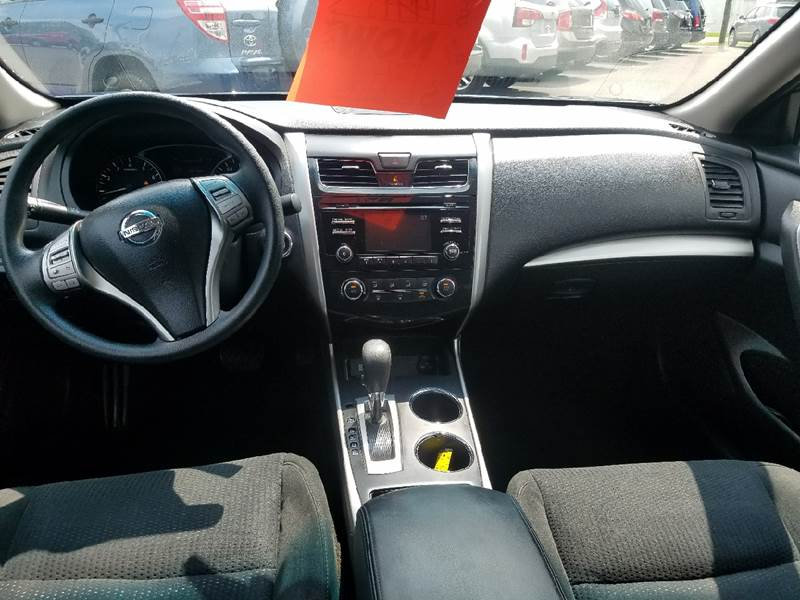 2015 Nissan Altima for sale at Dependable Auto Sales and Service in Binghamton NY