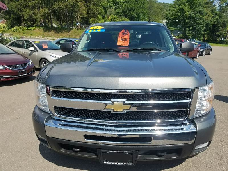 2011 Chevrolet Silverado 1500 for sale at Dependable Auto Sales and Service in Binghamton NY