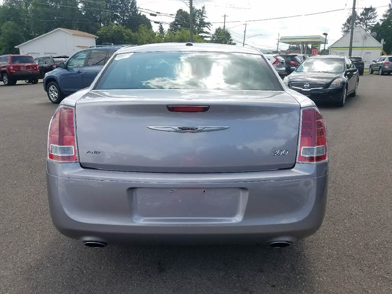 2013 Chrysler 300 for sale at Dependable Auto Sales and Service in Binghamton NY