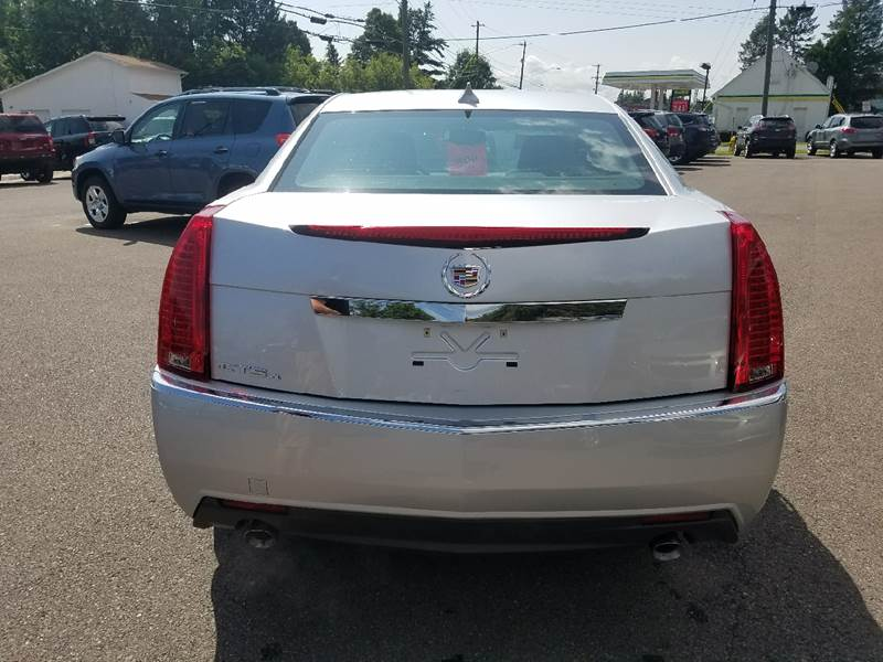 2010 Cadillac CTS for sale at Dependable Auto Sales and Service in Binghamton NY