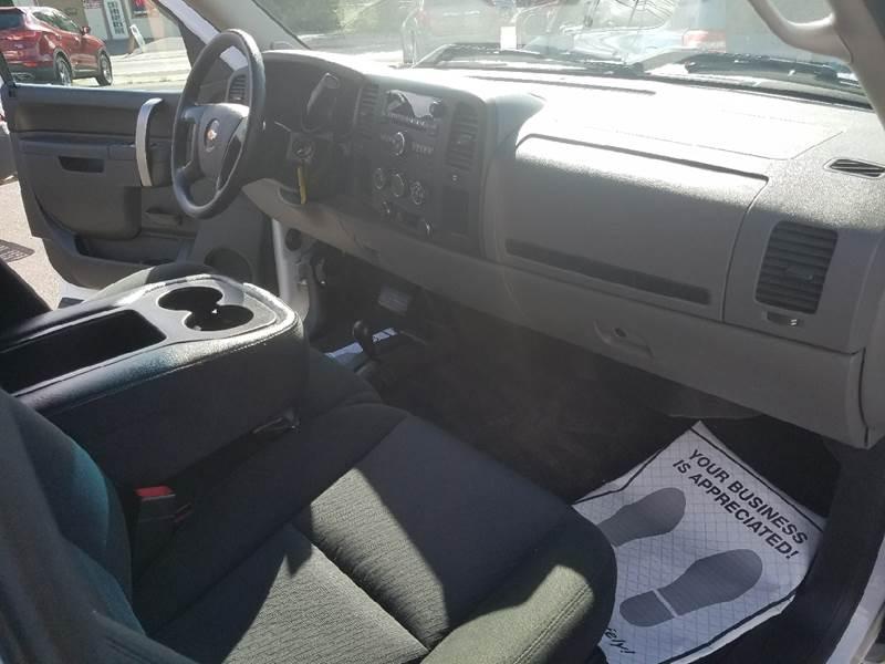 2012 Chevrolet Silverado 1500 for sale at Dependable Auto Sales and Service in Binghamton NY
