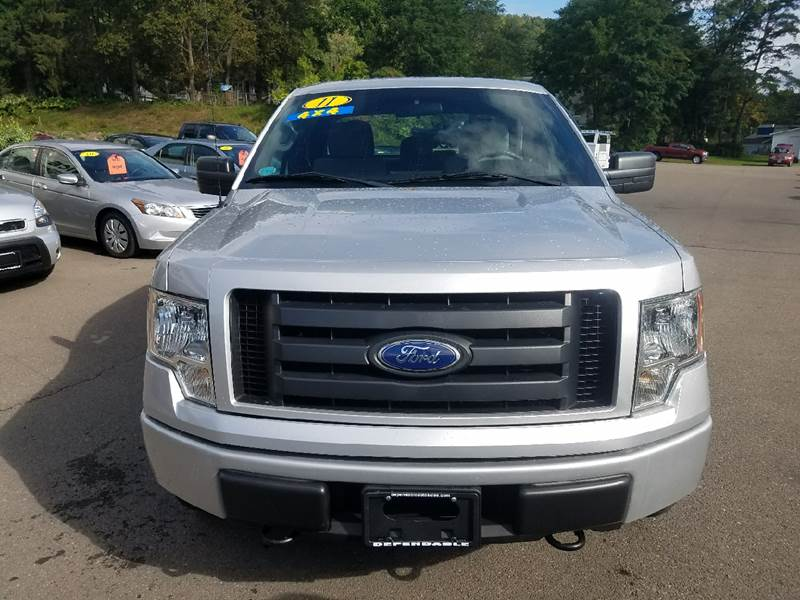 2011 Ford F-150 for sale at Dependable Auto Sales and Service in Binghamton NY
