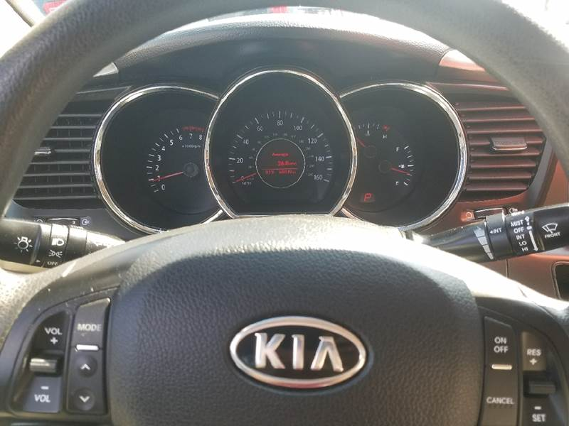 2012 Kia Optima for sale at Dependable Auto Sales and Service in Binghamton NY