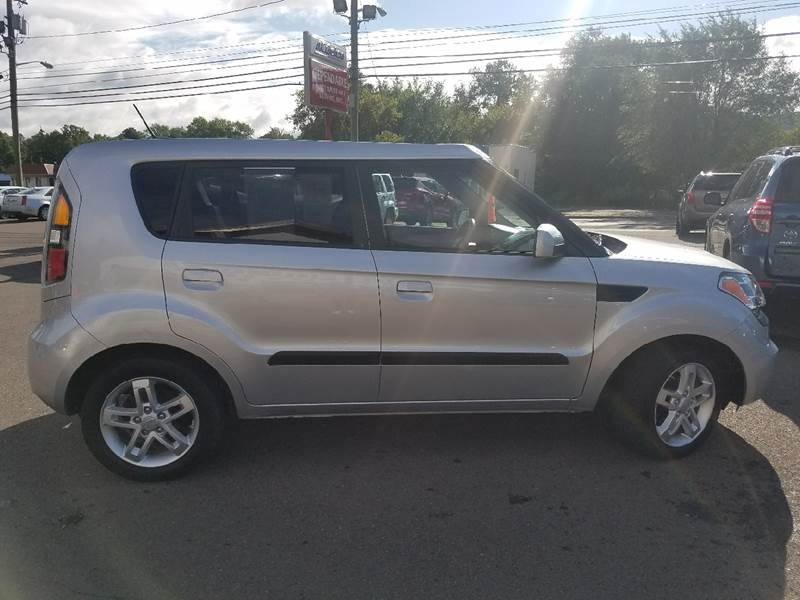 2010 Kia Soul for sale at Dependable Auto Sales and Service in Binghamton NY